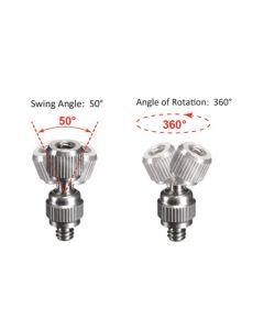 360 Degree Nozzle Swivel