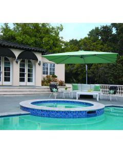 Treasure Garden 10' x 13' Rectangle Cantilever Umbrella