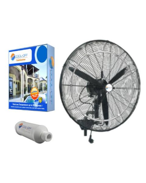 Cool-Off | Misting Systems, Fans, Patio Umbrellas & Cabanas