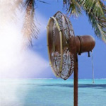 Get More Time Outside This Summer with Our Portable Misting Fans & Tents