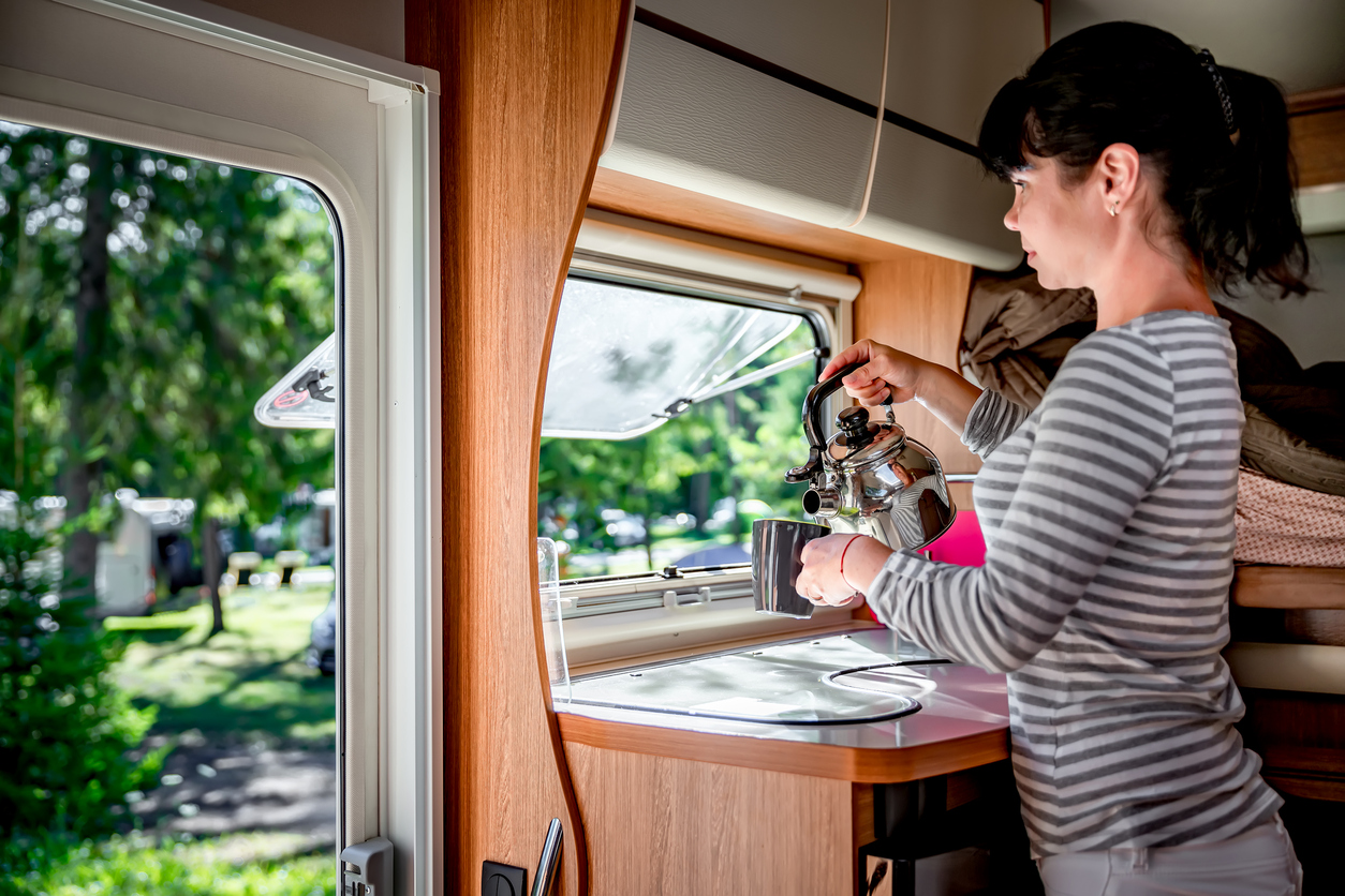 How to Enhance Your RV Vacations with a Misting Fan